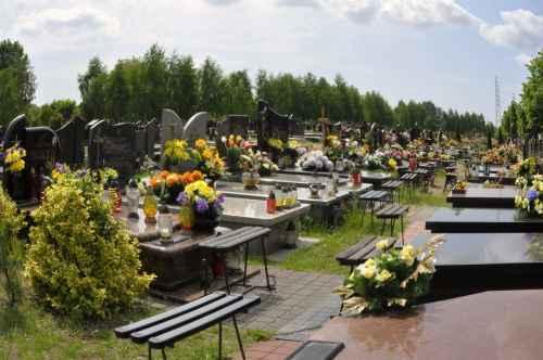 Przemówienie pogrzebowe